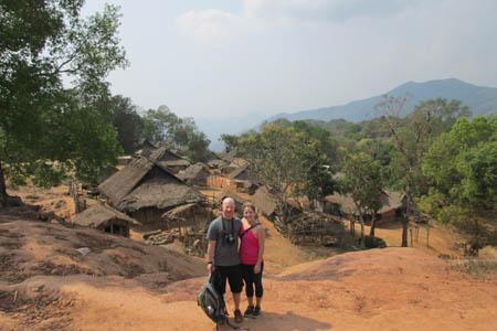 Hill Tribe villages, Luang Prabang
