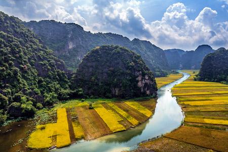 Tam Coc - Ninh Binh Province
