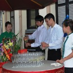 Hoa Sua School cooking class