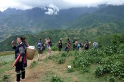 Sapa – Hoang Lien National Park Trek – 11 Days