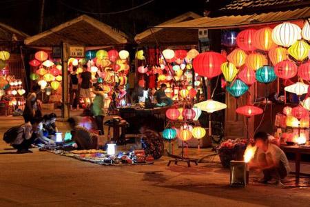 Hoi An Lamp Stores
