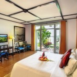 Hoian Beach Resort - Grand Deluxe River view Double