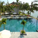 Hoian Beach Resort - Swimming Pool 02