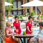 Hoian Pacific Hotel - Pool Services