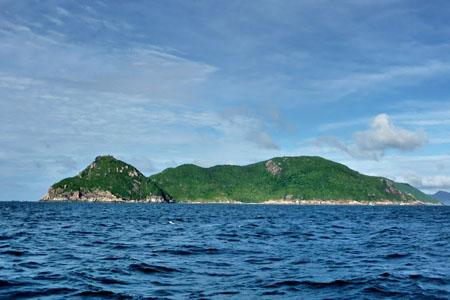 Hon Bay Canh - Con Dao Island