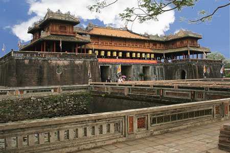 Hue Royal Citadel