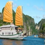 Huong Hai Junk Cruise Halong – 2 Days