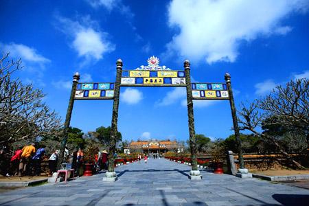 Imperial Citadel - Hue