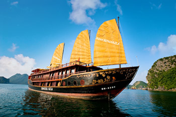 Indochina Sail Tour Halong Bay – 3 Days