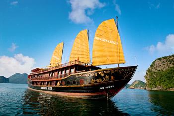 Indochina Sail Tour Halong Bay – 3 Days