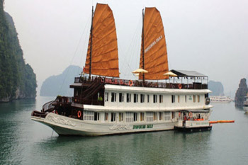 Indochina Sail Tour Halong Bay – 2 Days