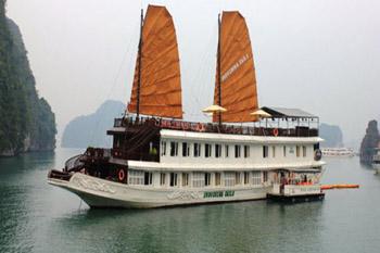 Indochina Sail Tour Halong Bay – 2 Days