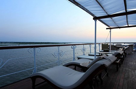 Jayavarman Cruise Sundeck