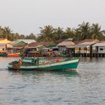 Kampot Fishing Village