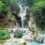 Khouang Si Waterfall