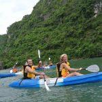 Bhaya Cruise Halong Kayaking