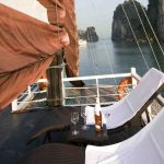 Bhaya Cruise Halong Relax on Sundeck