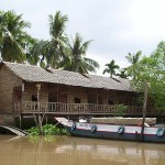 Local House in Mekong Delta
