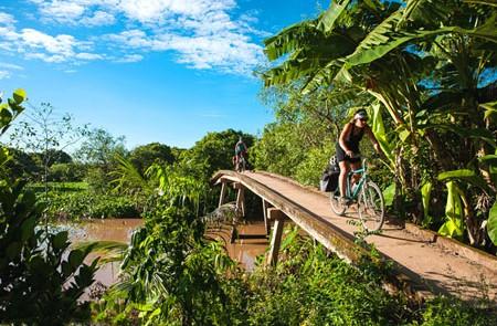Mekong Delta by Bike