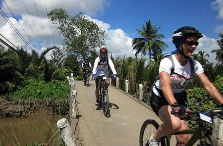 Mekong Delta on Wheels