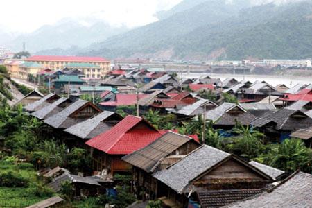 Muong Lay - Lai Chau Province