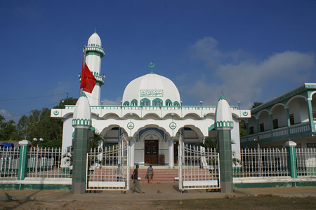 Muslim Cham minority - Chau Doc