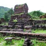My Son world Heritage site Vietnam