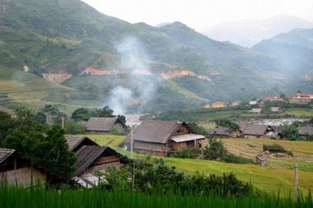 Nam Toong village - Sapa
