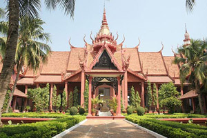 Tour in Phnom Penh – 5 Days