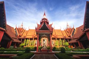 Tour Siem Reap (Angkor) – Phnom Penh – 3 Days