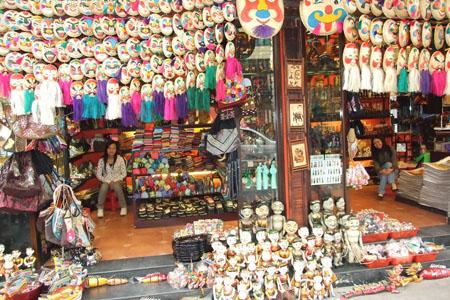 Old Quarter Hanoi