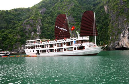 Oriental Sails Cruise Halong – 3 Days