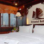 Oriental Sail Cruises Deluxe Cabin