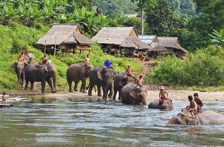 Package Luang Prabang On Kids Path