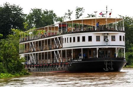 Pandaw Mekong Cruises