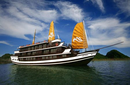 Paradise Luxury Cruise Halong – 3 Days