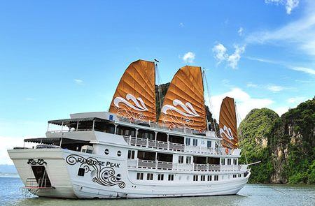 Paradise Luxury Cruise Halong – 2 Days