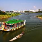 Perfume River Boat Trip -Hue