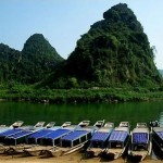 Phong Nha grottos