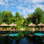 Pilgrimage Village Resort & Spa - Swimming Pool 01