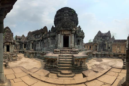 Preah Dark Village