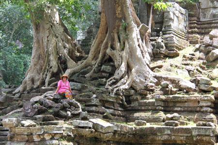 Preah Palilay Temple