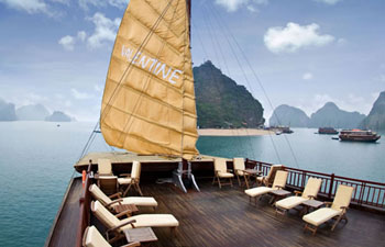 Valentine Cruise Halong – 3 Days