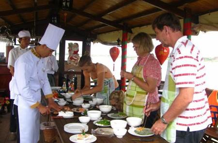 Red Bridge Cooking School