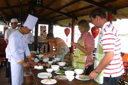 Red Bridge Cooking School