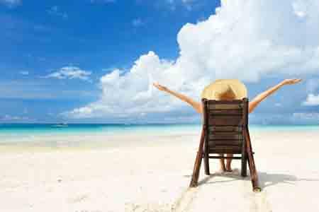 Relax at Nha Trang Beach