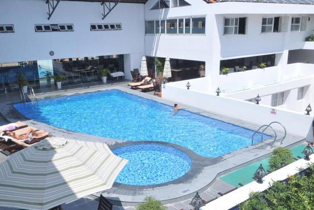 Rex Hotel Saigon Swimming Pool Vietnam Tours