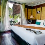 Royal Suite Bhaya halong Cruises