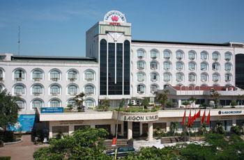 Sai Gon – Kim Lien Hotel Vinh