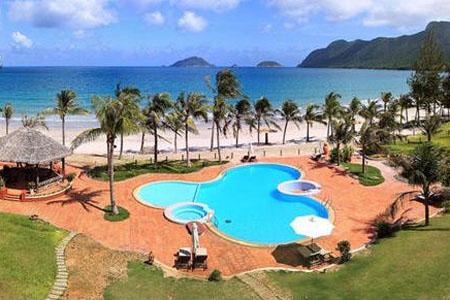 Saigon Con Dao resort - Con Dao Island